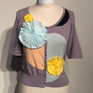Anthropologie Moth sweater size S